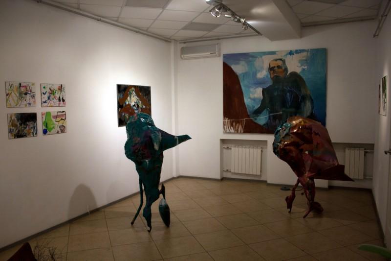 2-й зал, Иван Горшков